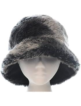 Ysting Gran lujo largo natural del mapache bufanda de la piel para el invierno