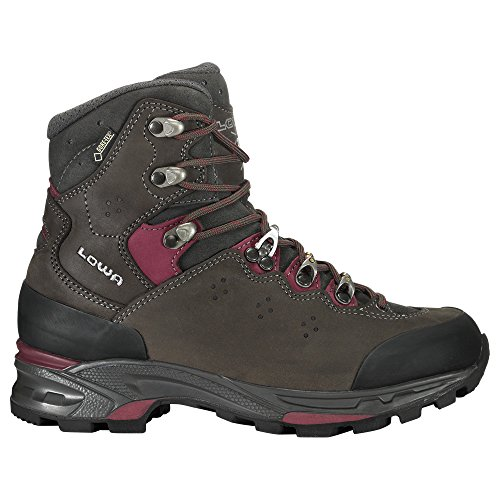 Lowa Lavena II GTX W chaussures trekking Ardoise / Berry