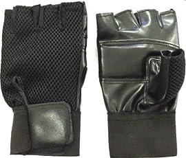 Protoner Club Blend Gym Gloves (Black)
