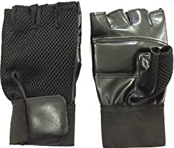 Protoner Weight Lifting Gloves Pro-Club (Black)