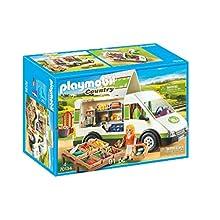 Playmobil 70134 Country Toy Mobile Farmer's Market Van