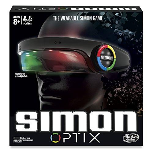 Hasbro Jeu Simon Optix Jeu