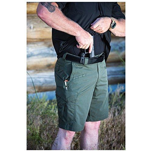 5.11 Herren Stryke Shorts Schwarz Tundra (192)