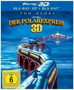 Der Polarexpress  (inkl. 2D-Version) [3D Blu-ray]