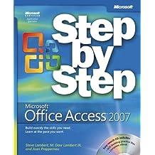 Microsoft Office Access 2007 Step by Step by Steve Lambert (2007-01-13)