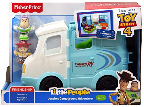 Disney- Juguete, (Fisher Price GFL23)