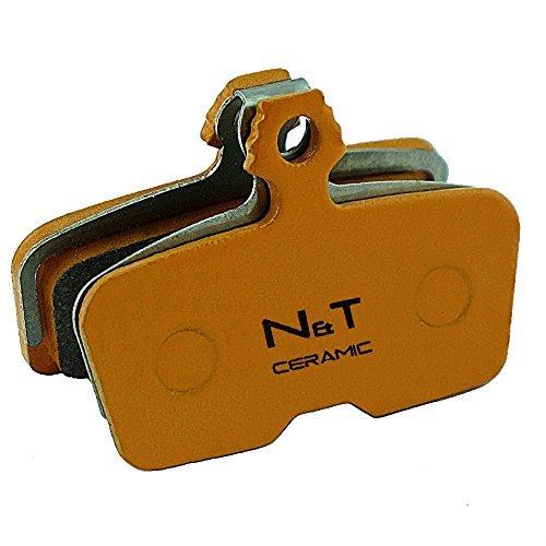 Noah and Theo nt-bp022/CR in ceramica Freno a disco PASTIGLIE PER AVID CODE E CODE R (seatpost 2011)