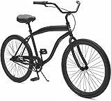 Critical Cycles Herren Bicycle Chatham-3 Men's Beach Cruiser 26