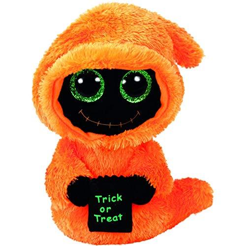 MYETO Plüschtier Orange Reaper Halloween Geist Plüsch Regelmäßige Gefüllte Tier Sammlung Weiche Puppe Spielzeug 6