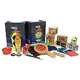 Melissa & Doug- Lusso Set Magia, Multicolore, 11170