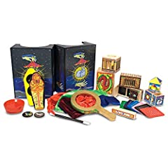 Idea Regalo - Melissa & Doug- Lusso Set Magia, Multicolore, 11170