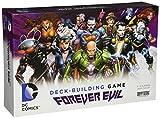 Cryptozoic DC Deck Jeu de cartes de construction Forever Evil
