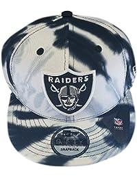 3755618aa87 New Era Mens Marbled Team Snapback Oakland Raiders 11801680-RAIDERS -  Raiders