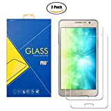 [2 Pack] Pellicola Vetro Temperato Samsung Galaxy On5 Pro/SM-G550FZ - Schermo Antiurto Antigraffio