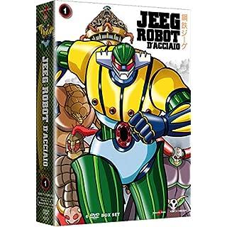 Dvd - Jeeg Robot D'Acciaio #01 (6 Dvd) (1 DVD)