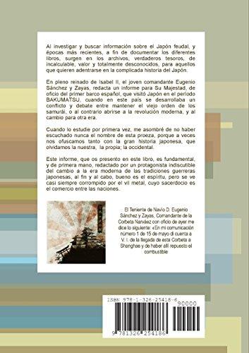 España y el Japón del Período BAKUMATSU