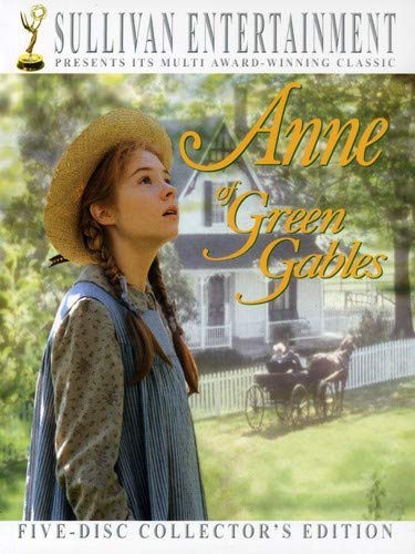 Anne of Green Gables 20th Anniversary Collector's Edition - Five Disc DVD Set