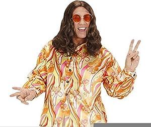 widmann-wdm7403d disfraz Adulto para hombre, Multicolor, wdm7403d