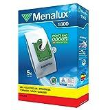 Menalux 1800 Accesorio Bolsa Aspirador 900196137 DURAFLOW, Blanco