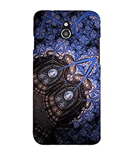 3D DESIGN Designer Back Case Cover for Infocus M2