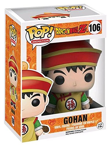 Funko Pop Gohan (Dragon Ball 106) Funko Pop Dragon Ball