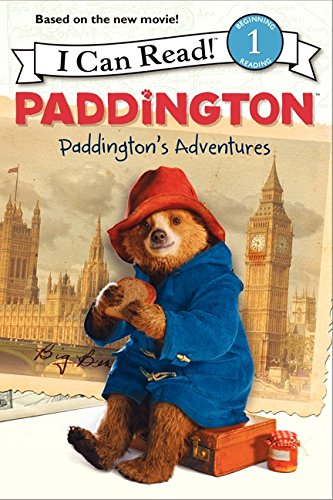 Paddington: Paddington's Adventures (I Can Read, Level 1: Paddington) por Annie Auerbach