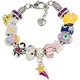 Chronologie Trésors européenne Charme Bracelet Perles Pandora En Verre Soufflé simplement pour filles 2014