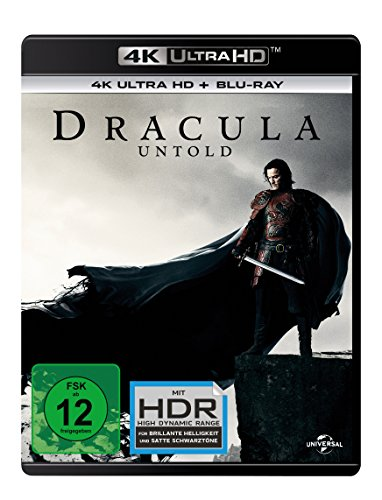 Dracula Untold  (4K Ultra HD) (+ Blu-ray)