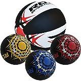 RDX Fitness Médecine Ball Exercices Crossfit Balle Caoutchouc Gymnastique