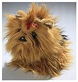 Carl Dick Peluche - Perro Yorkshire Terrier (felpa, 22cm) [Juguete]...