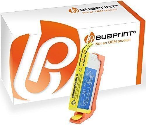 Bubprint Druckerpatrone Yellow Kompatibel Für HP Officejet Pro 6960 6970 6978 6950 Drucker HP 903XL HP 903 HP903 (10ml)