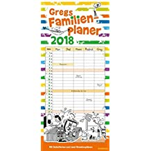 Gregs Familienplaner 2018 (Gregs Tagebuch)