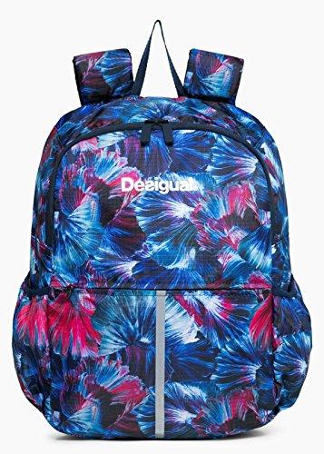 Desigual Sport Fitness Yoga Rucksack Daypack Lightpadded Backpack Atlantis 18SQXW27/5012