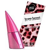 Bruno Banani No Limits Woman Eau de Toilette Natural Spray, 1er Pack (1x 20ml)