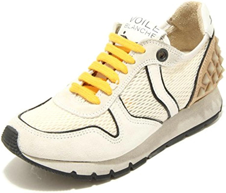Voile biancahe 2569G scarpe da ginnastica Donna Coloreee Bianco Panna Daino Jenna Power Scarpa s | Colore molto buono  | Sig/Sig Ra Scarpa