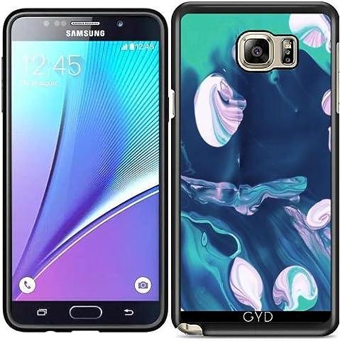 SilikonHülle für Samsung Galaxy Note 5 (SM-N9208) - Meeresboden by les caprices de filles
