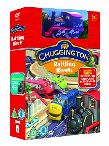 Chuggington - Rattling Rivets (Limited Edition With Diecast Toy) [Import