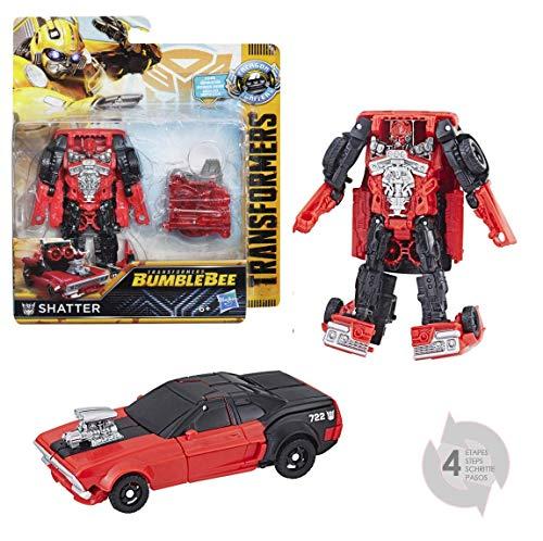 Plus Series Transformer (Transformers E2095 Figur, Varié)