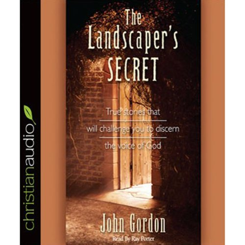 The Landscaper's Secret  Audiolibri