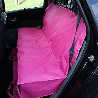 Petastical Premium Best Car Seat Covers for Dogs | Waterproof Car Seat Protector for Pets and Kids | Use as Car Hammock for Pets or Back Seat Covers for Dogs | Quilted, Non-Slip Back