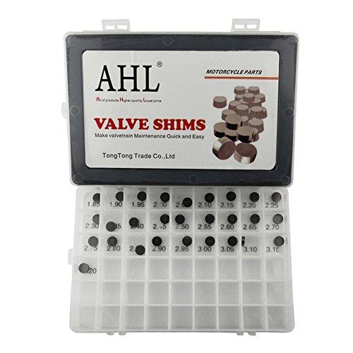 AHL VSK10312 Ventil Shim Set Einstellplättchen Ventilspiel Kit(10mm 28pcs)