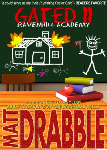 free kindle book Gated II: Ravenhill Academy