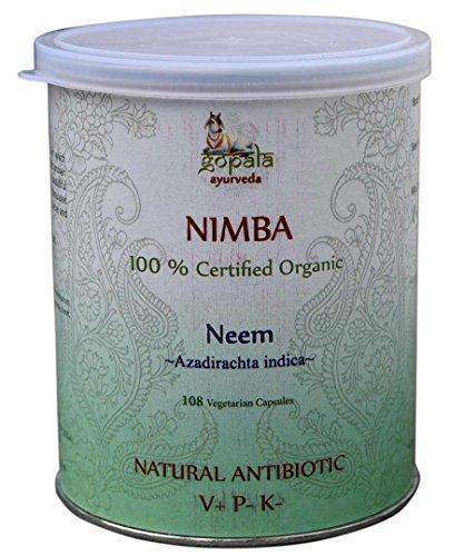 MANJISTA (Rubia cordifolia) BIO 108 gélules (500mg) - Plante Ayurvédique Traditionnelle pour purifier le sang
