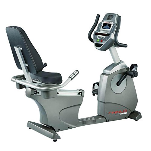 FINNLO MAXIMUM Ergometer Recumbent Bike