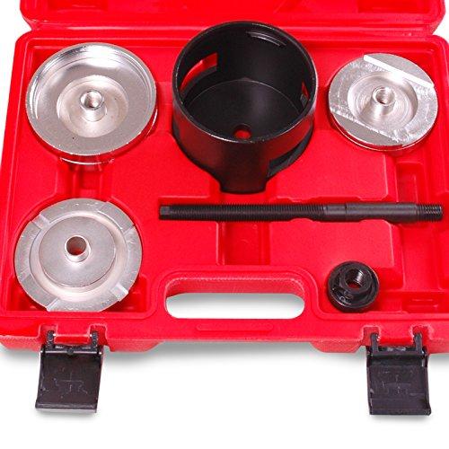 Assale posteriore controtelaio boccola rimozione estrattore installazione Service Hand Tool kit per BMW X5E531999-2007 - 2007 4 Modello