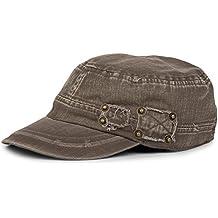 styleBREAKER gorra militar en apariencia gastada 7519d57764b