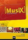MusiX 2. CD-ROM, Einzelplatzversion: Das Kursbuch Musik 2. Klasse 7/8 Bild