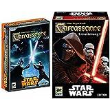 Carcassonne Star Wars Edición + 1. Extensión - Lote