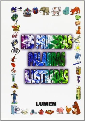 MIS PRIMERAS PALABRAS ILUSTRADAS por Diana S. Albala