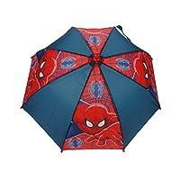 Spiderman/Batman Stick Umbrella 56cm